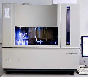 DNA Sequencing Image
